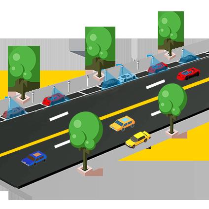 军车牌照识别_低位视频桩路边停车解决方案、路边停车收费系统_信路通
